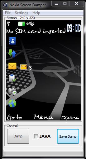 Cara Ambil Screenshoot Pada Nokia S40